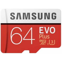 SAMSUNG MSD EVO PLUS 64 GO